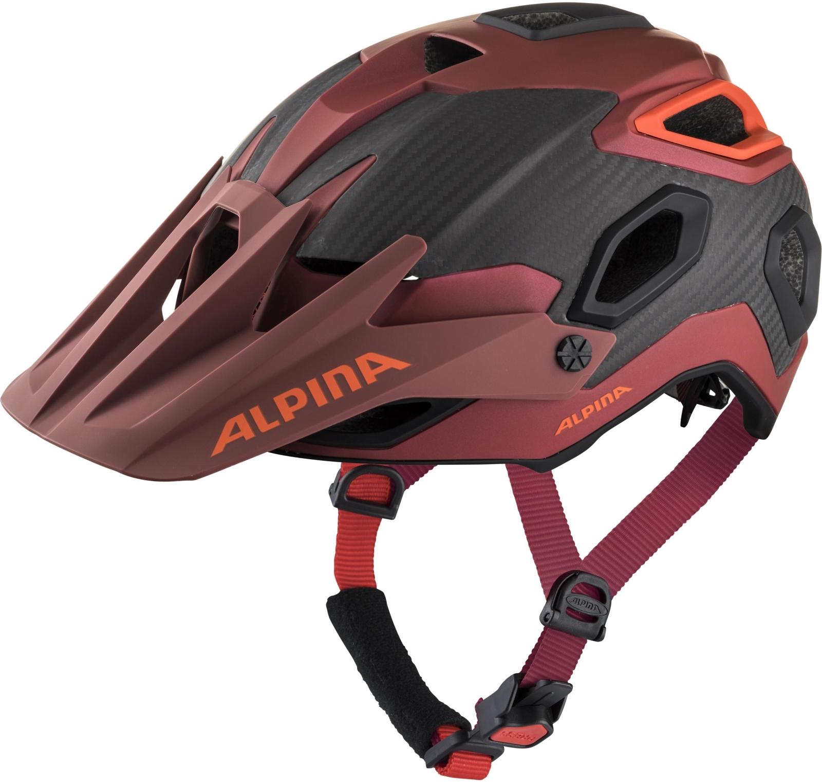 Alpina Rootage - indigo/cherry/drop 52-57