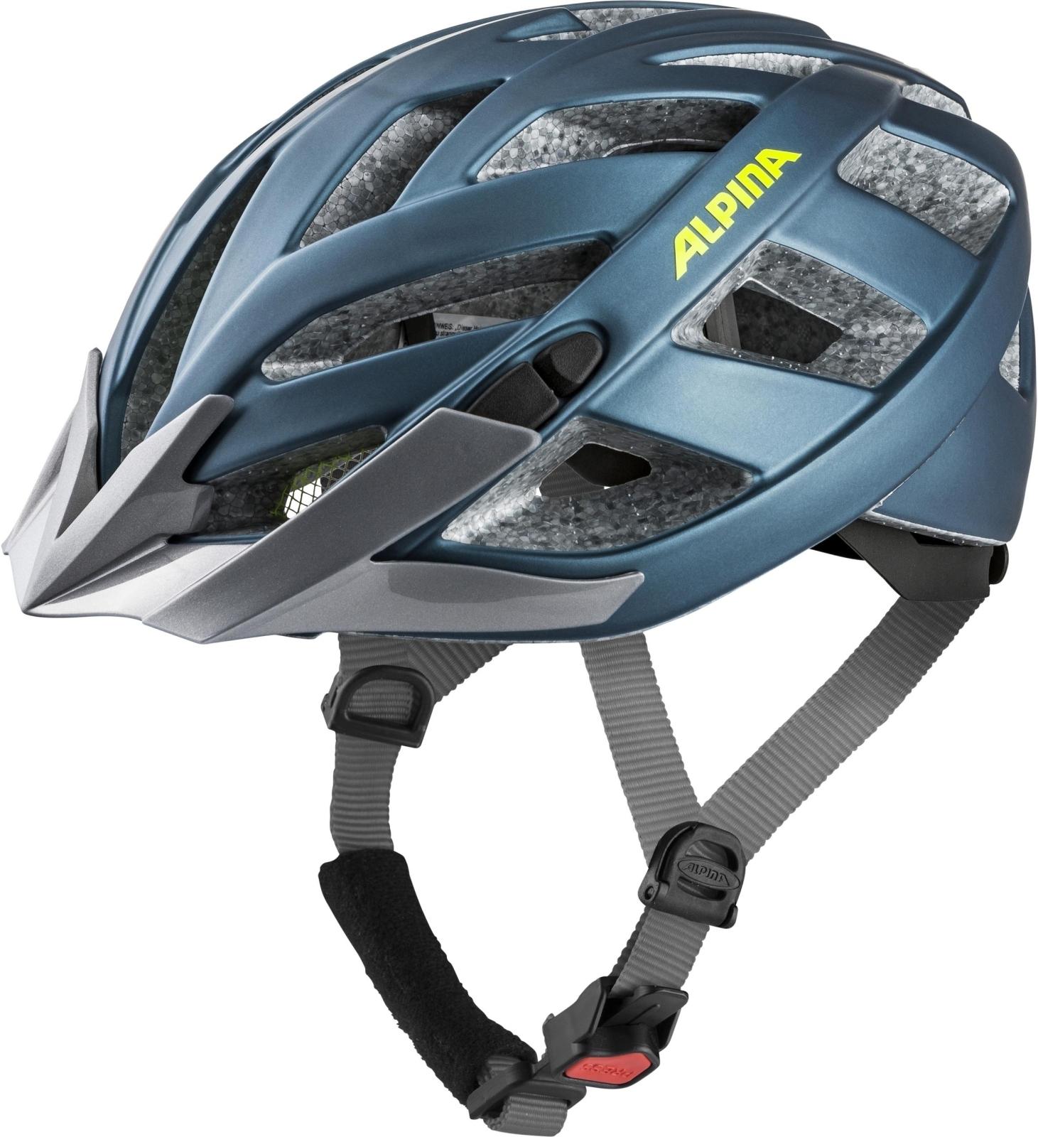 Alpina Panoma 2.0 L.E. - blue/neon/yellow 52-57