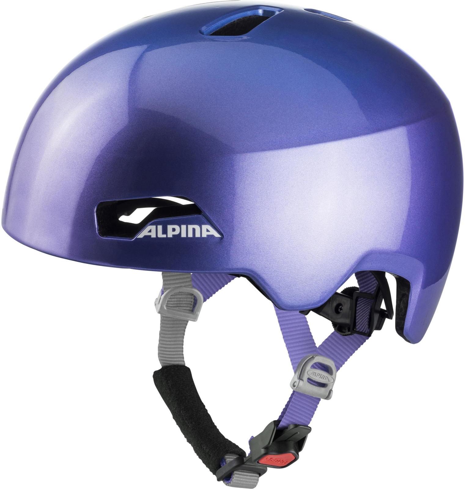 Alpina Hackney - flip flop purple 51-56