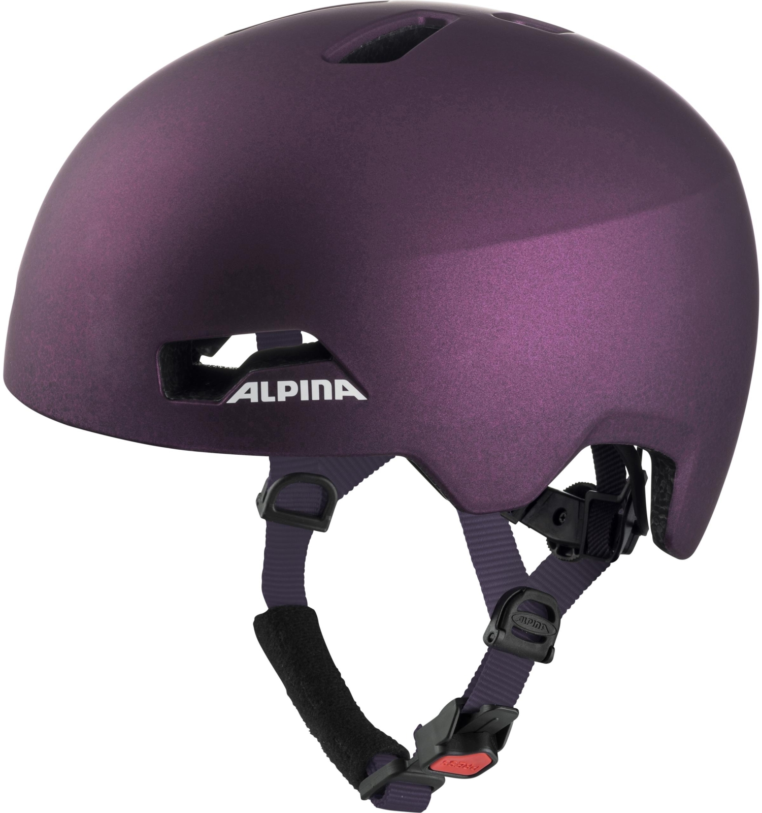 Alpina Hackney - dark/violet 47-51