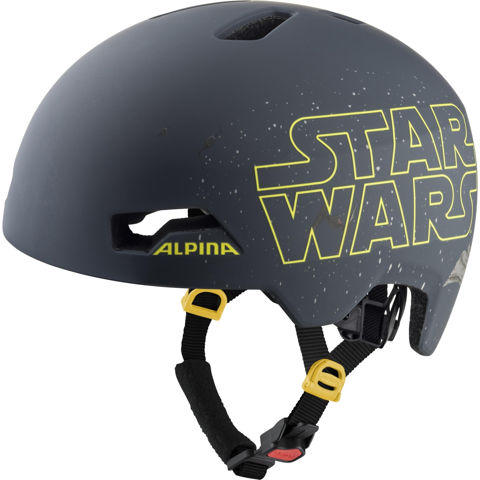 Alpina Hackney Disney - Star Wars black 47-51