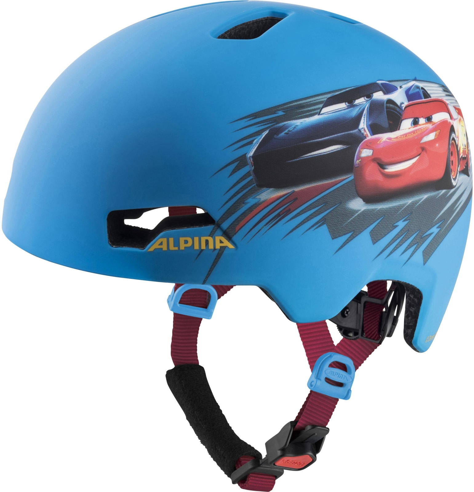 Alpina Hackney Disney - Cars 51-56