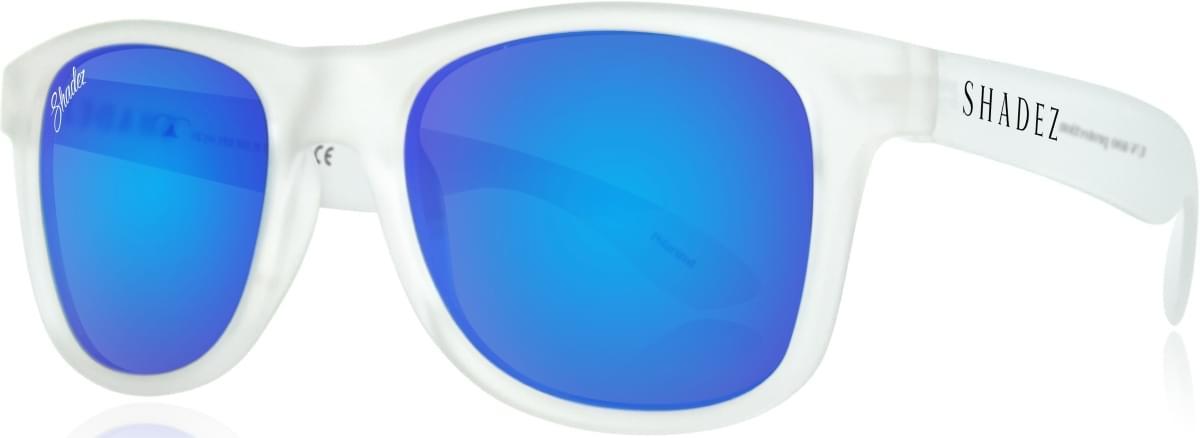 Shadez Adult - Transparent-Blue Adult: 16+ let
