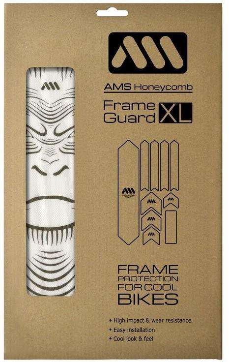 AMS Frame Guard Extra - Clear/Ape uni
