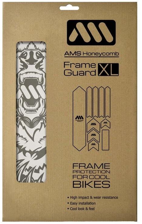 AMS Frame Guard Extra - Clear/Bear uni