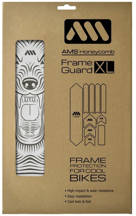 AMS Frame Guard Extra - Clear/Wolf uni