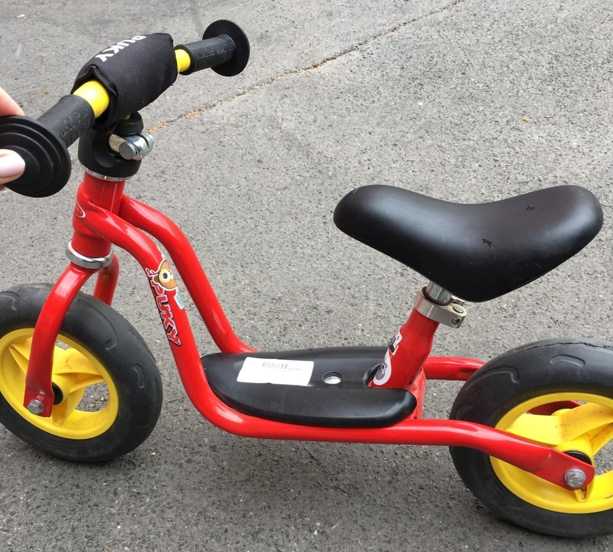Bazar - Puky LR M - Learner Bike Medium - red
