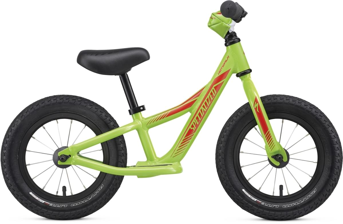 Specialized Hotwalk - monster green/nordic red uni
