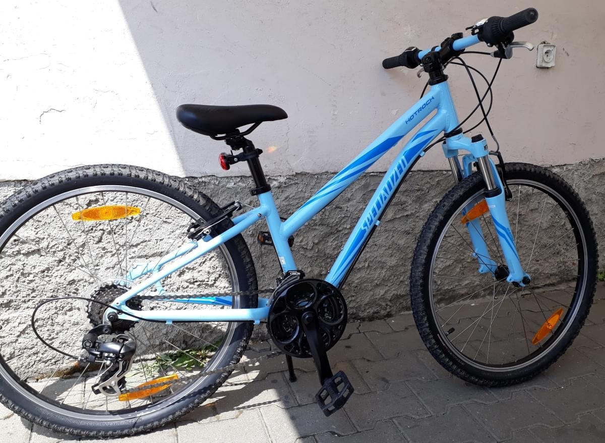 Specialized Hotrock 24 21Speed Girl int - blue