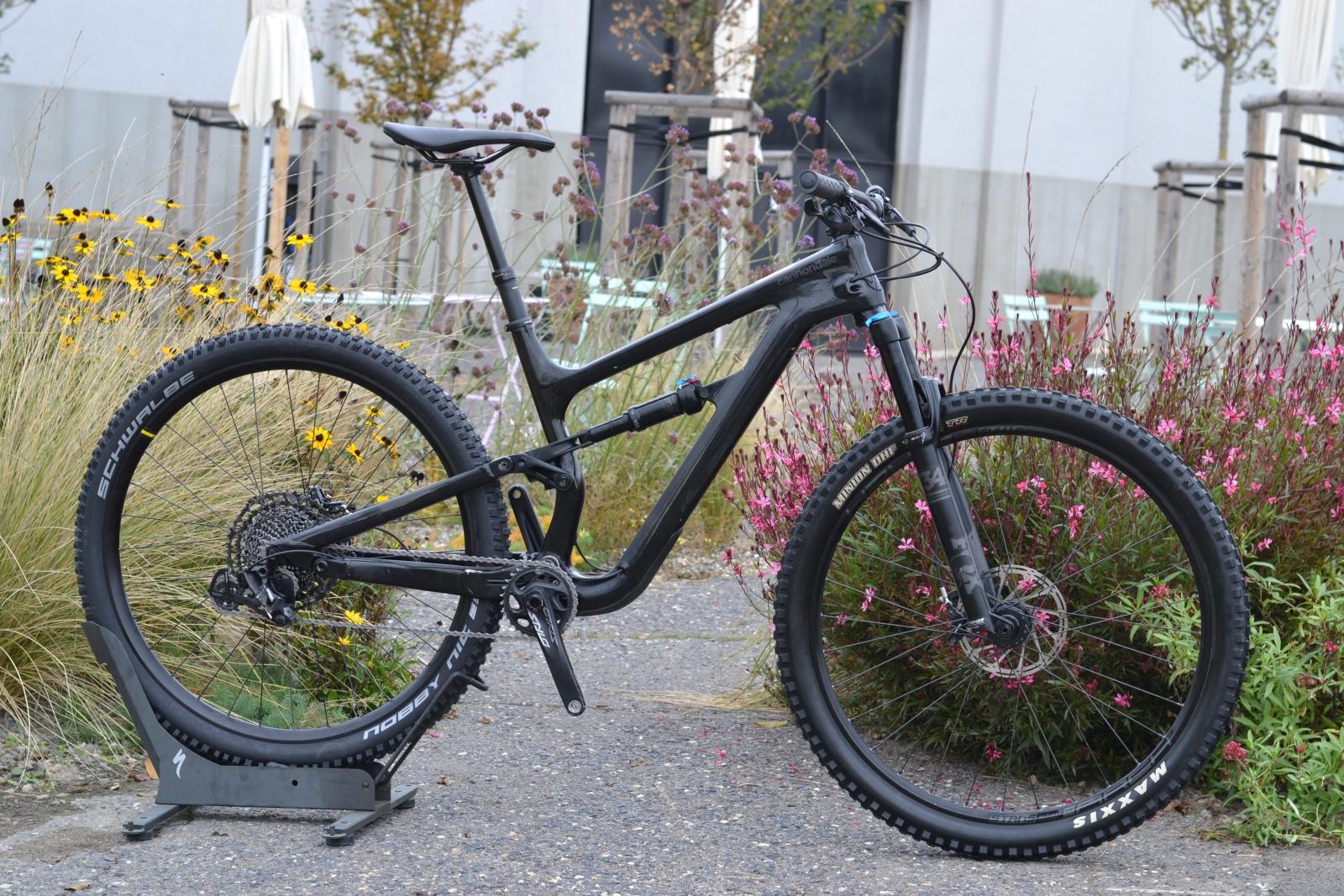 Cannondale Habit Carbon 3 - black 17
