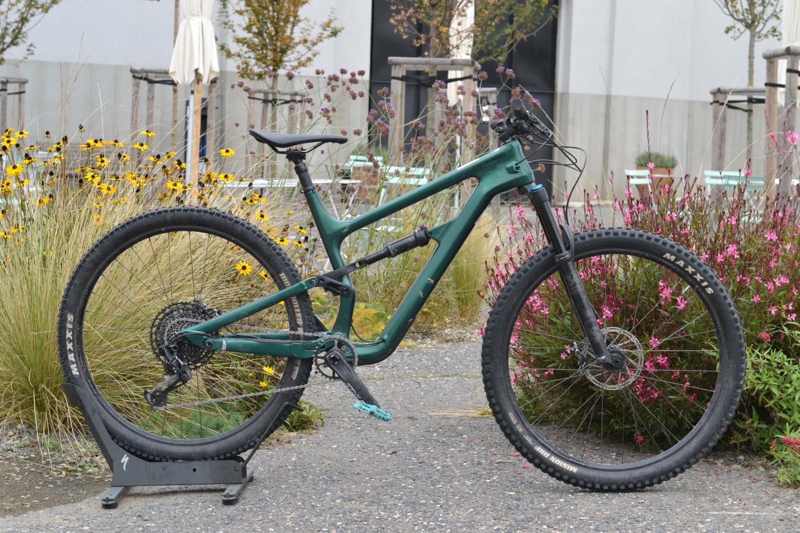 Cannondale Habit Carbon 3 - emerald 19