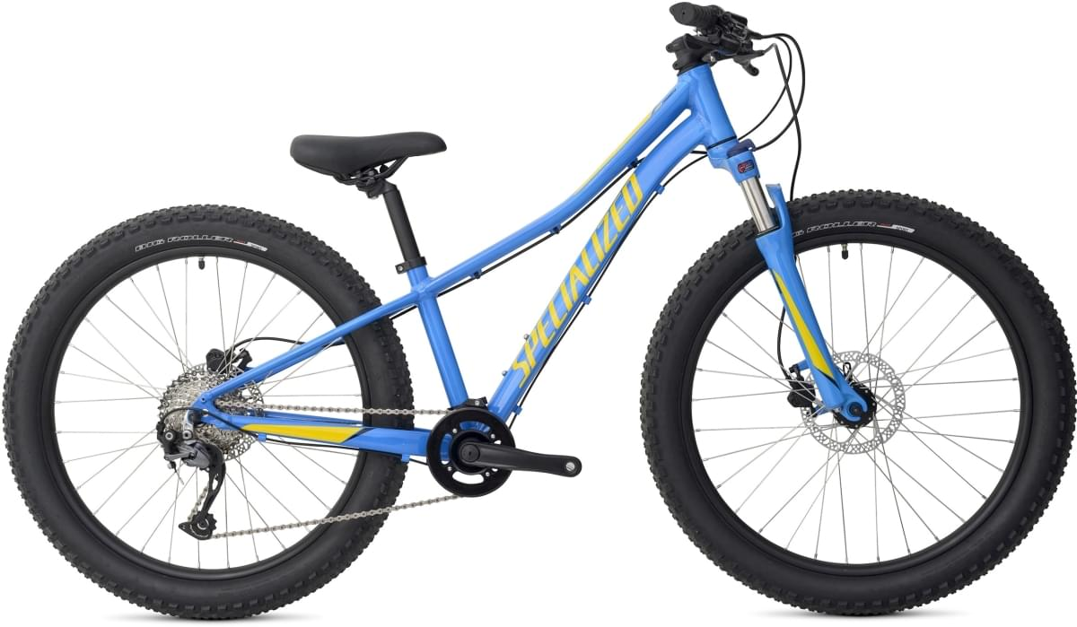 Specialized Riprock Comp 24 - neon blue/yellow/black uni