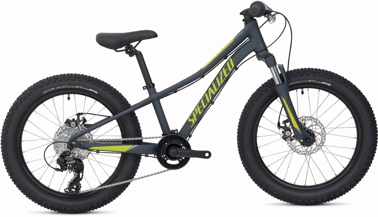 Specialized Riprock 20 - carbgry/hyp/clgry uni