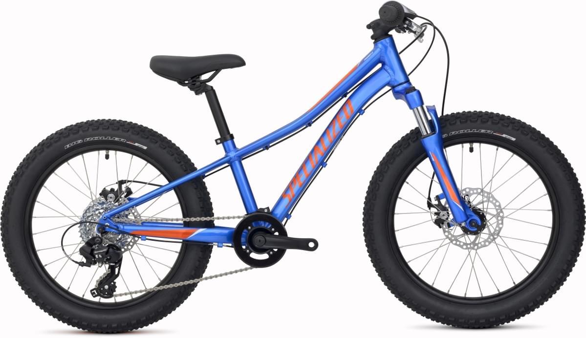 Specialized Riprock 20 - royal blue/moto orange/white uni