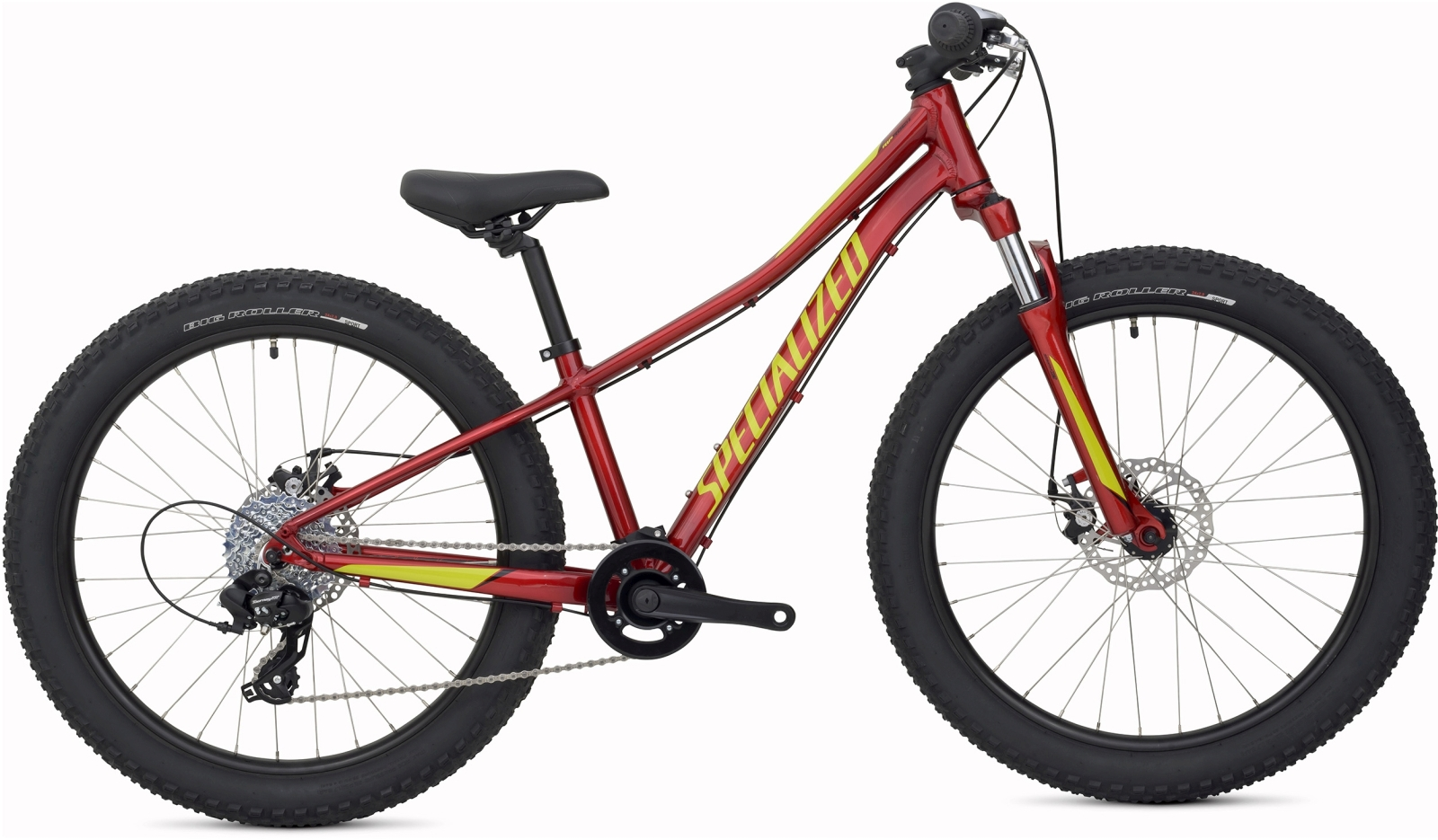 Specialized Riprock 24 - candy red/hyper green/black uni