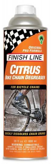 Finish Line Citrus BioSolvent 590 ml uni