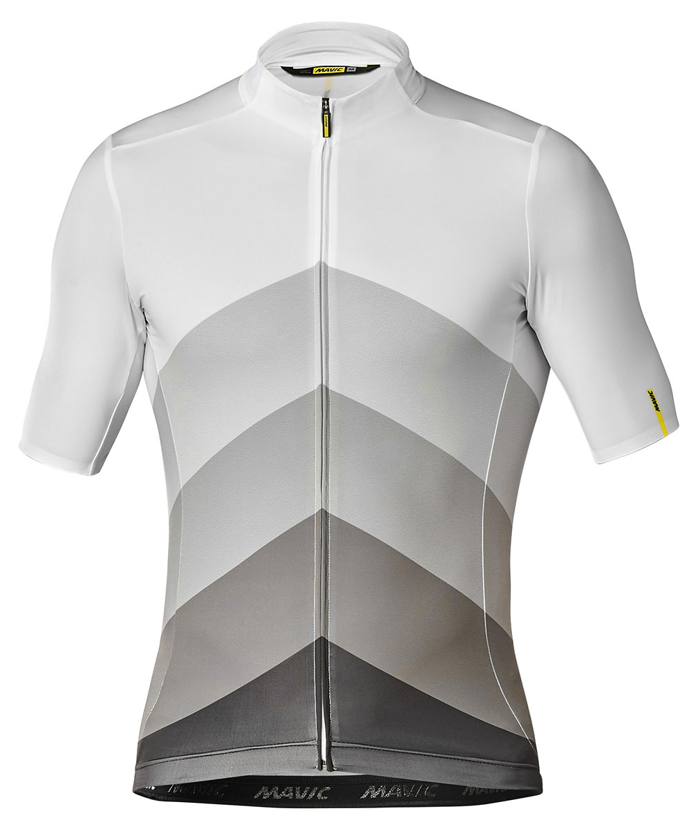 Mavic Cosmic Gradiant Jersey - White XL