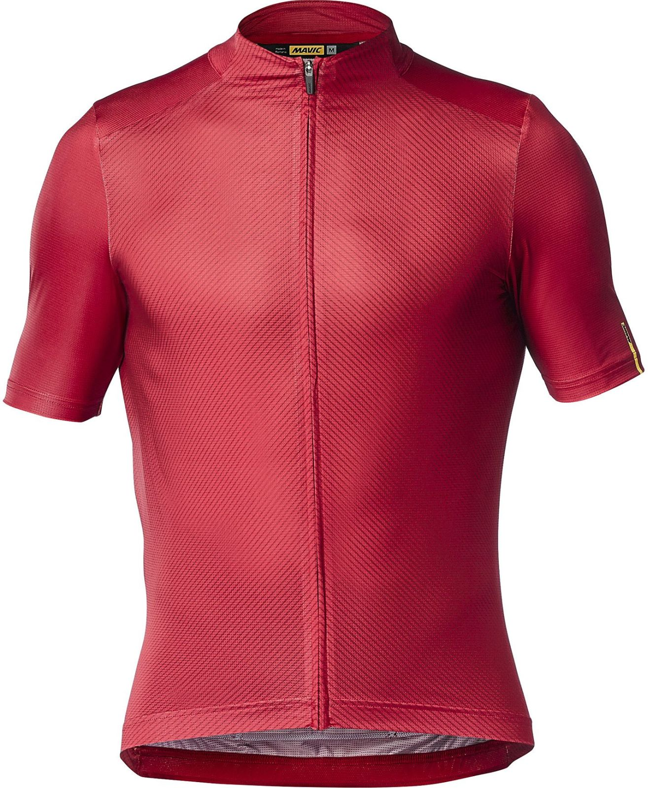 Mavic Cosmic Pro Graphic Jersey - Haute Red XL
