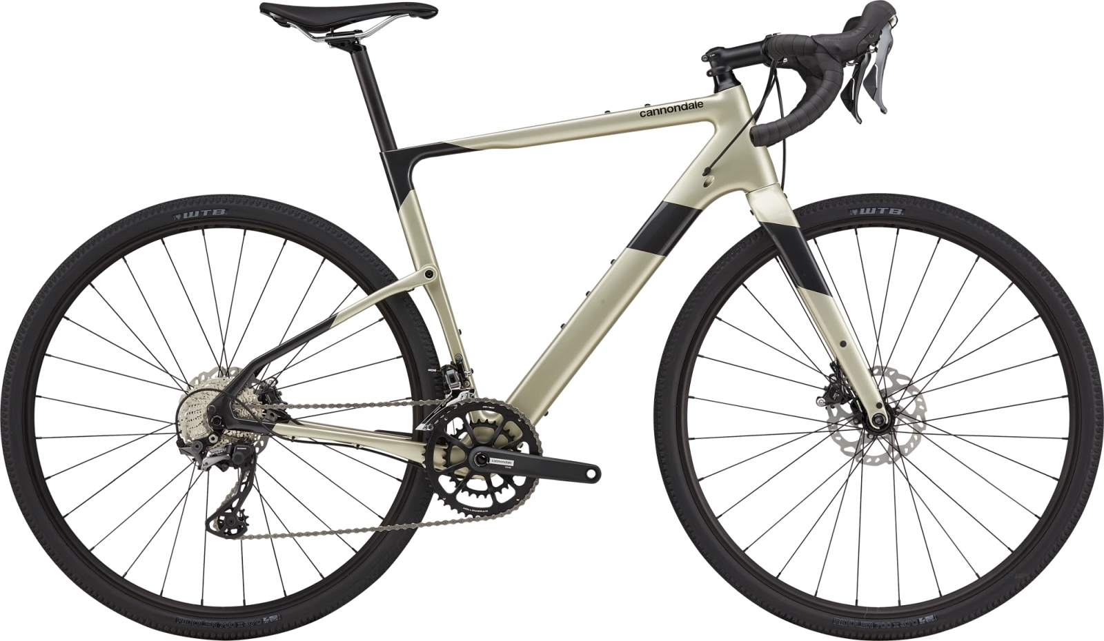 Cannondale Topstone Carbon 4 - Champagne S