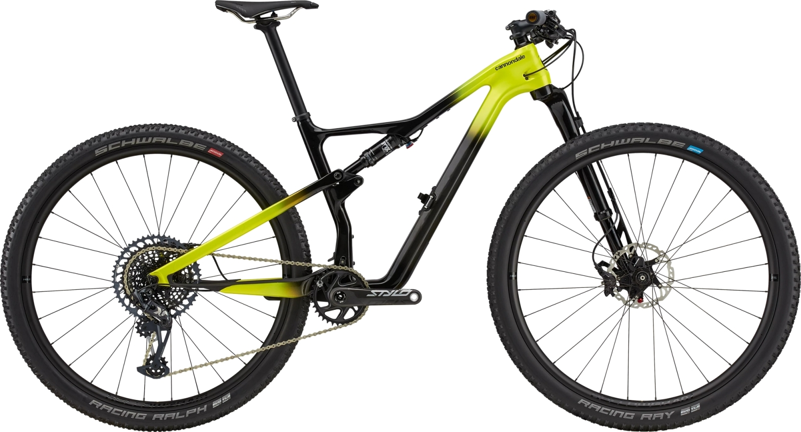 Cannondale Scalpel Carbon LTD - Carbon M
