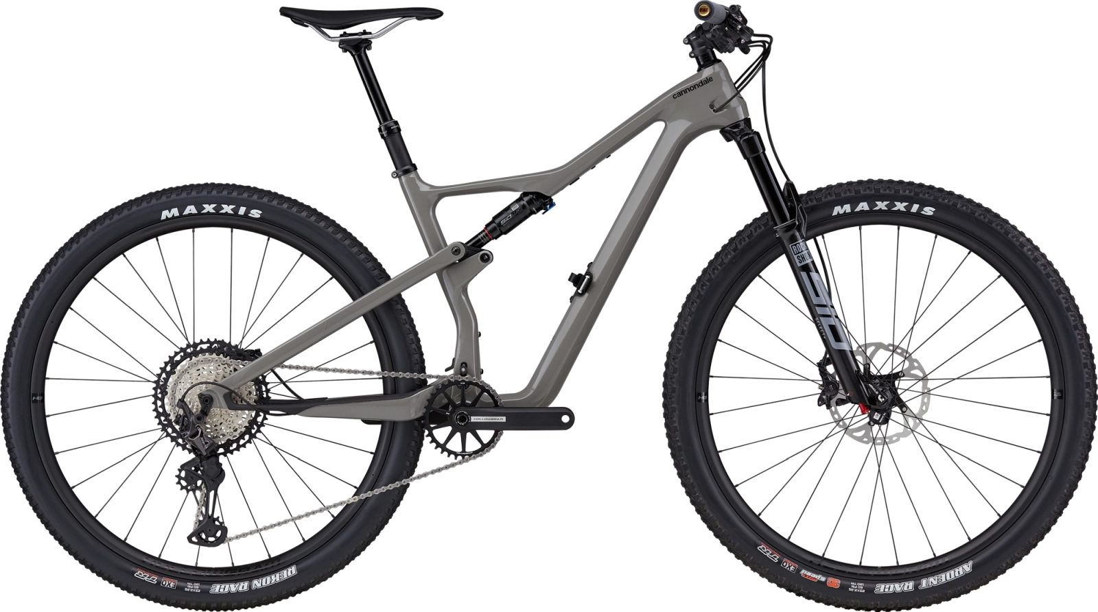 Cannondale Scalpel Carbon SE 1 - Stealth Grey L