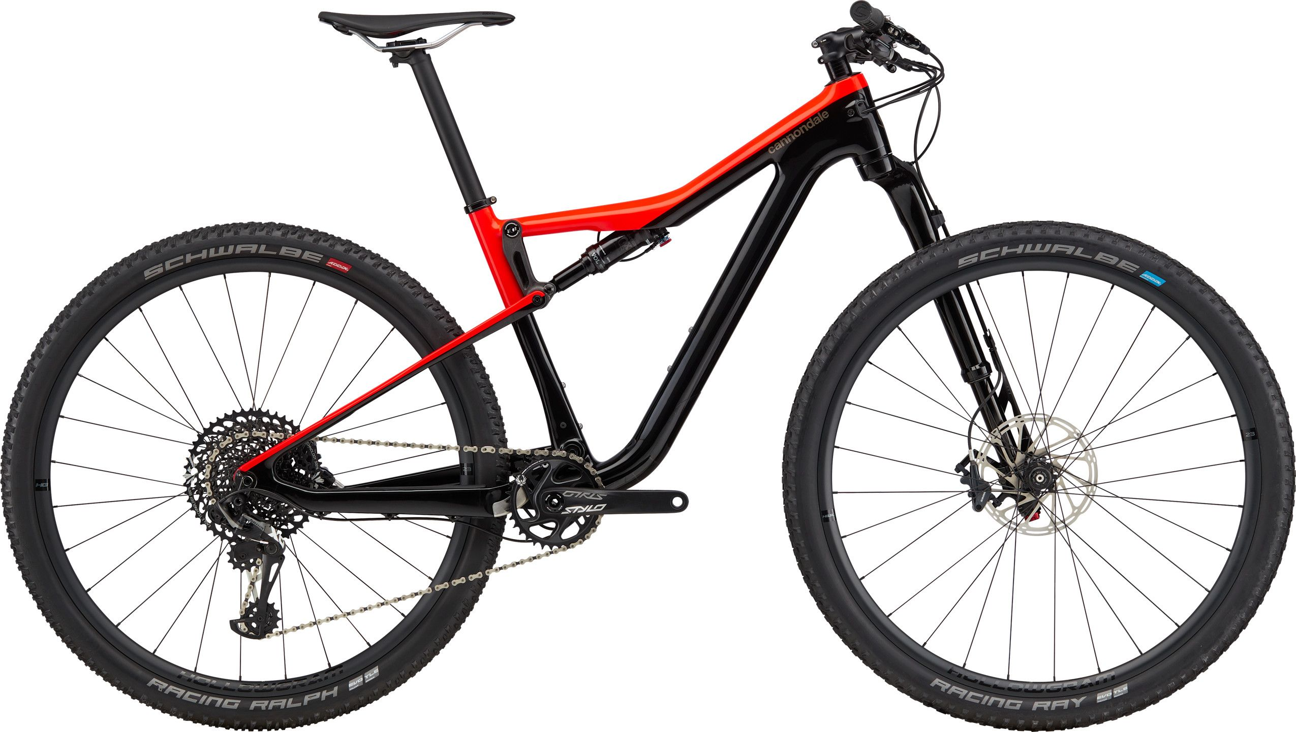 Cannondale Scalpel Si Carbon 3 - Acid Red XL