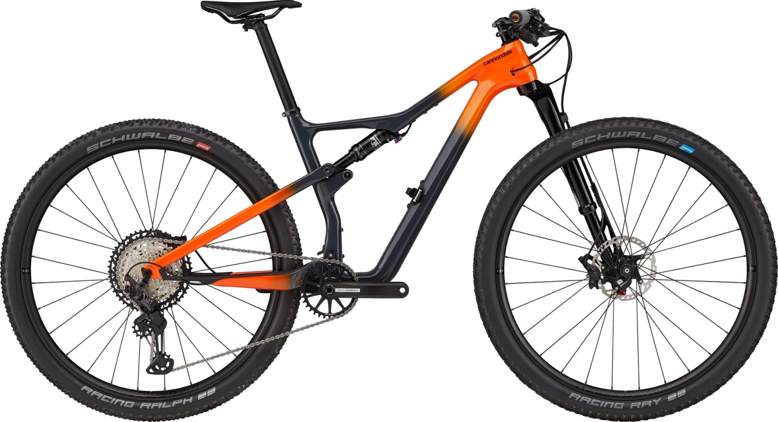 Cannondale Scalpel Carbon 2 - Slate Gray S