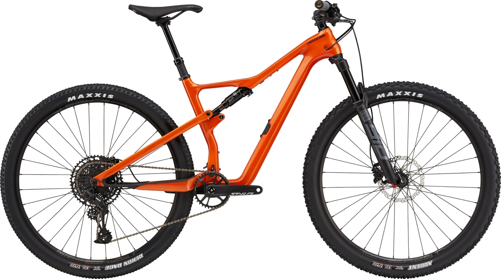 Cannondale Scalpel Carbon SE 2 - Saber XL