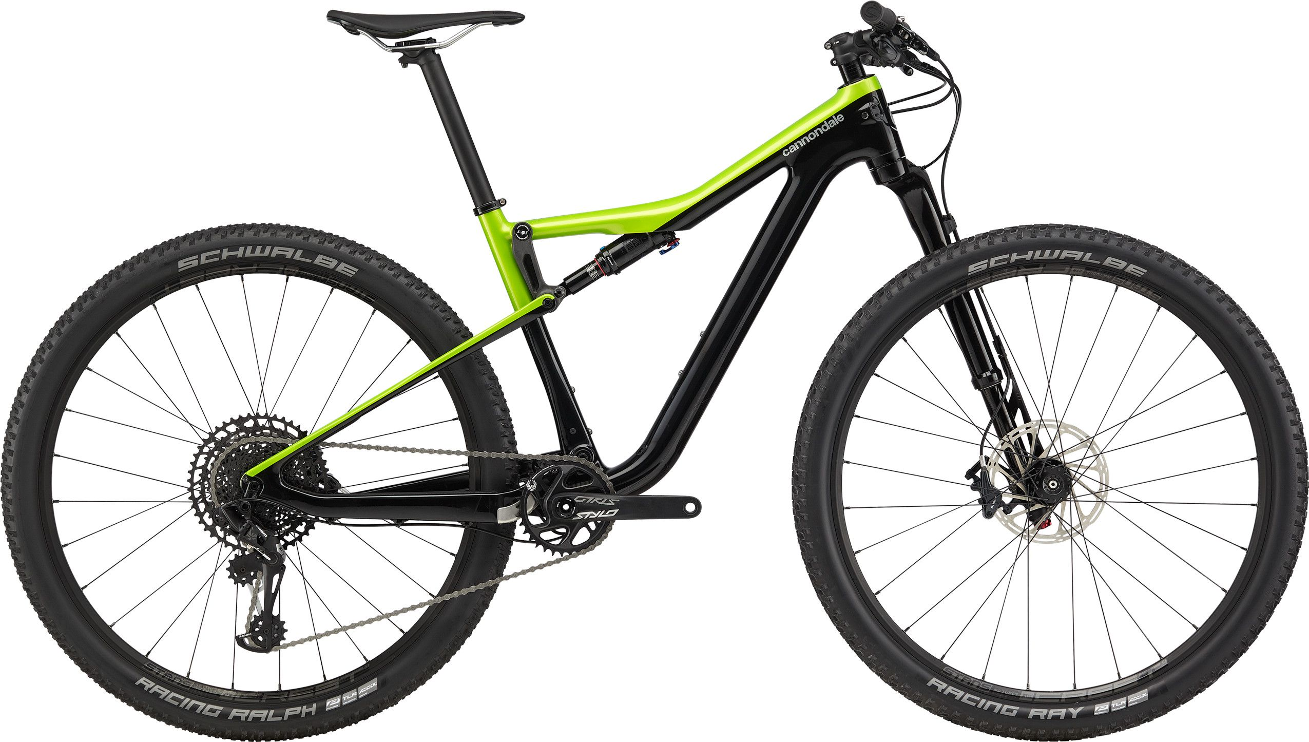 Cannondale Scalpel Si Carbon 4 - Acid Green M
