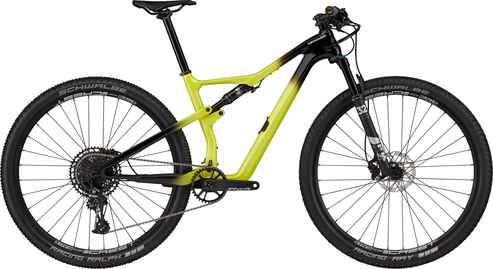 Cannondale Scalpel Carbon 4 - Highlighter S
