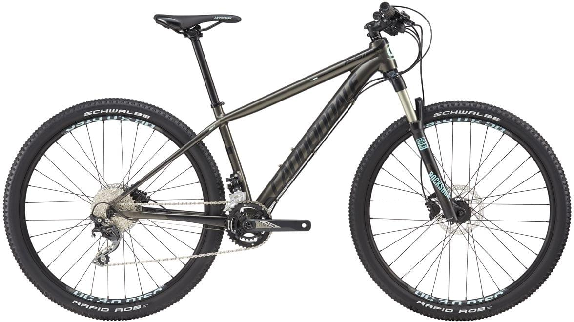 Cannondale F-Si Womens 2 - anthracite w/jet black and linen gloss M