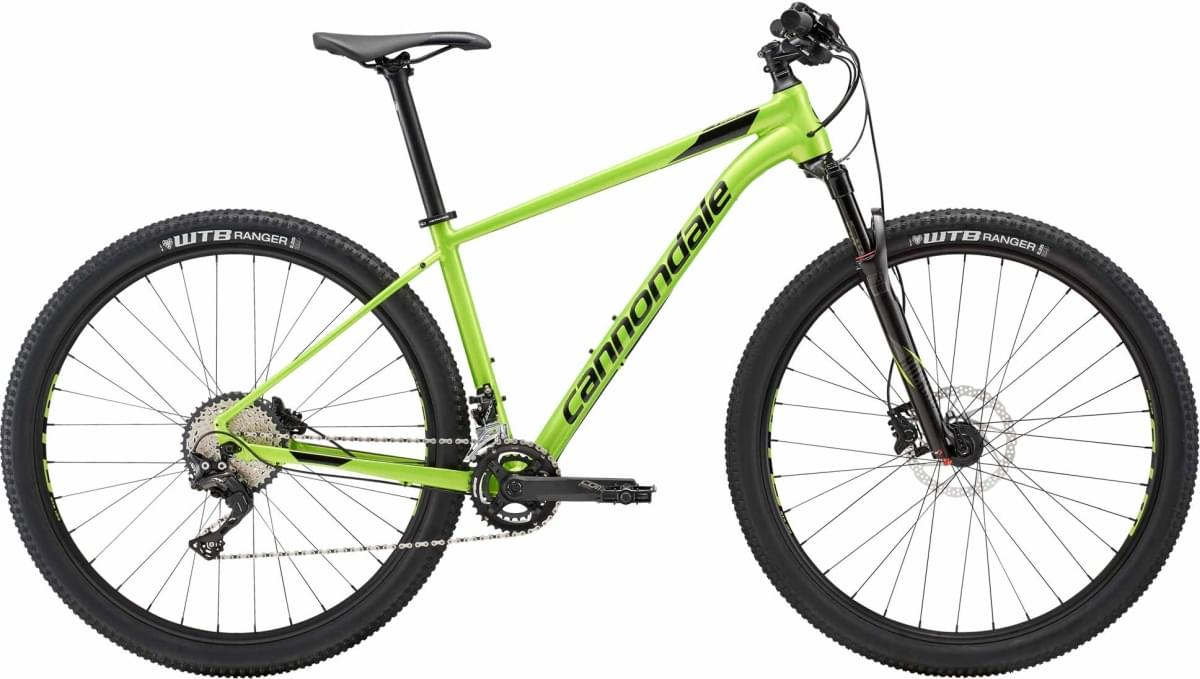 Cannondale Trail 1 - Acid Green w/ Jet Black - Gloss (ARG) XL