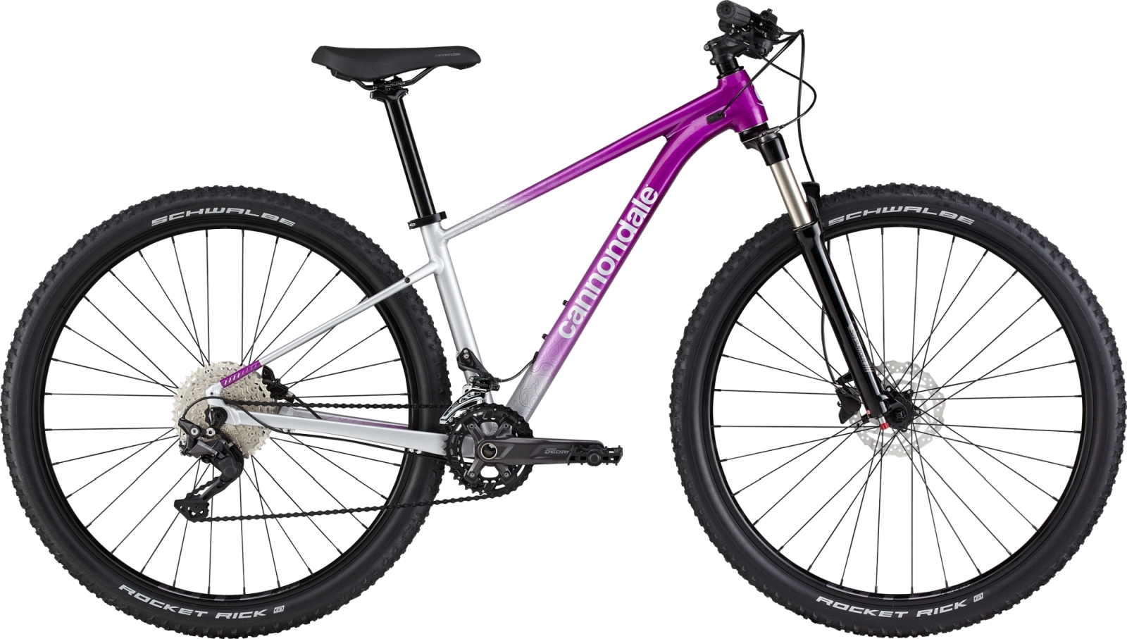 Cannondale Trail SL 4 Womens - Purple M