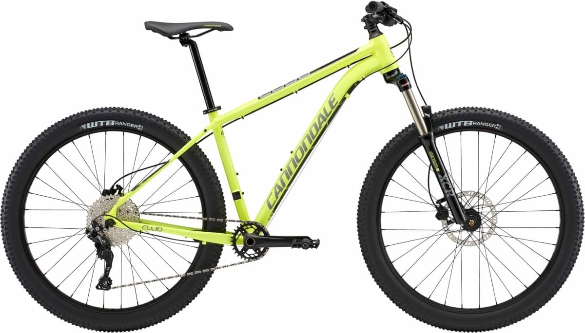 Cannondale Cujo 3 - Volt w/Jet Black and Stealth Gray - Gloss (VLT) L