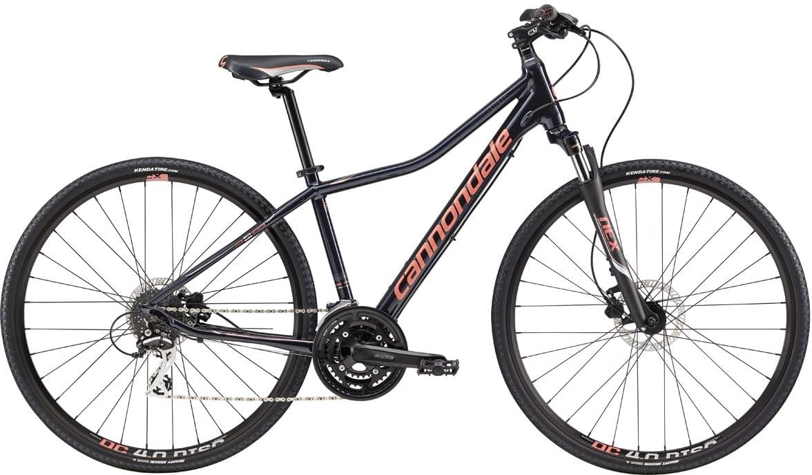 Cannondale Althea 1 - darkest blue w/coral gloss M
