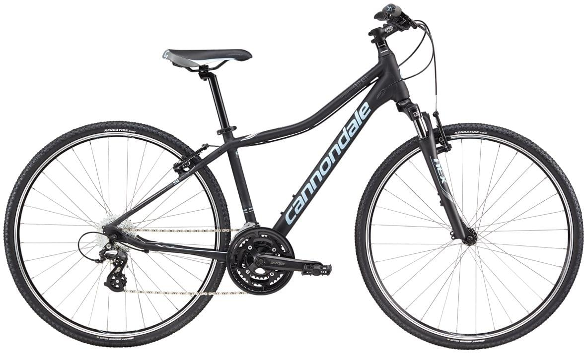 Cannondale Althea 2 - jet black w/atmosphere and cashmere matte S