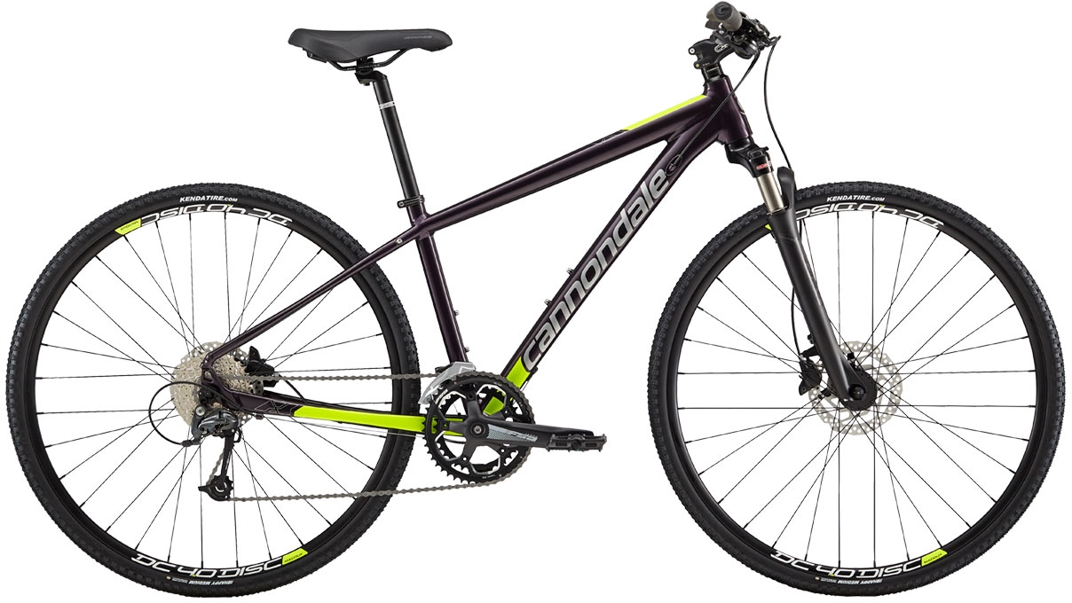 Cannondale Althea 2 - Galaxy w/Fine Silver and Volt - Satin (GXY) S