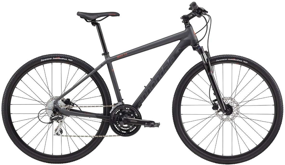 6bdf7d10e87c4 Cannondale Quick CX 4 - nearly black w jet black