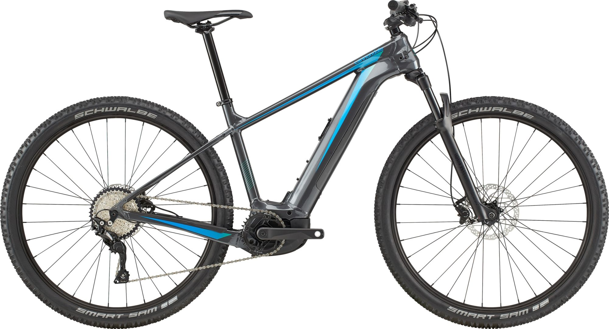 Cannondale Trail Neo 2 - Graphite XL