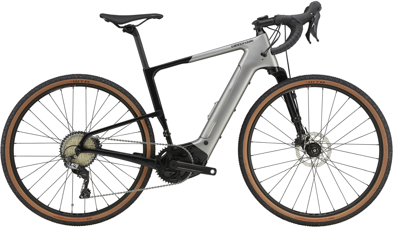 Cannondale Topstone Neo Carbon 3 Lefty - Grey M