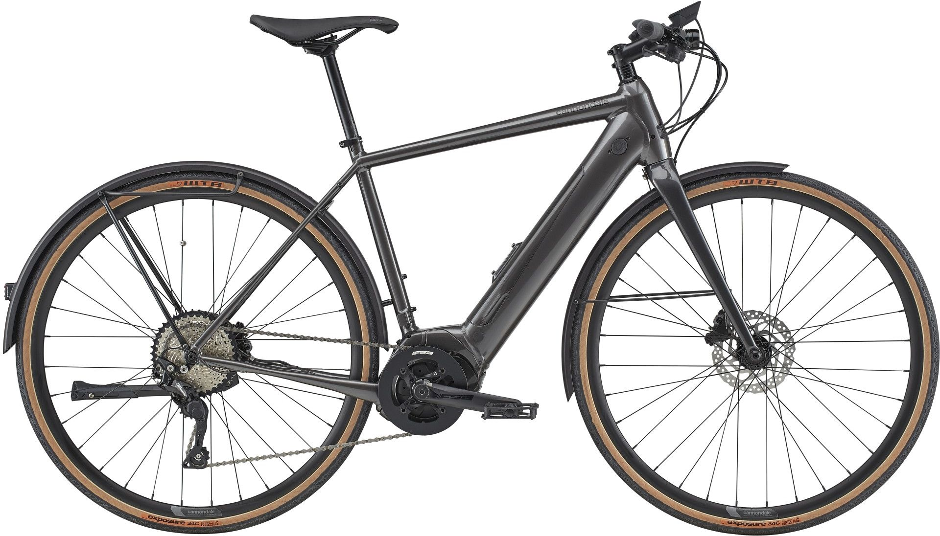 Cannondale Quick Neo EQ - Graphite L
