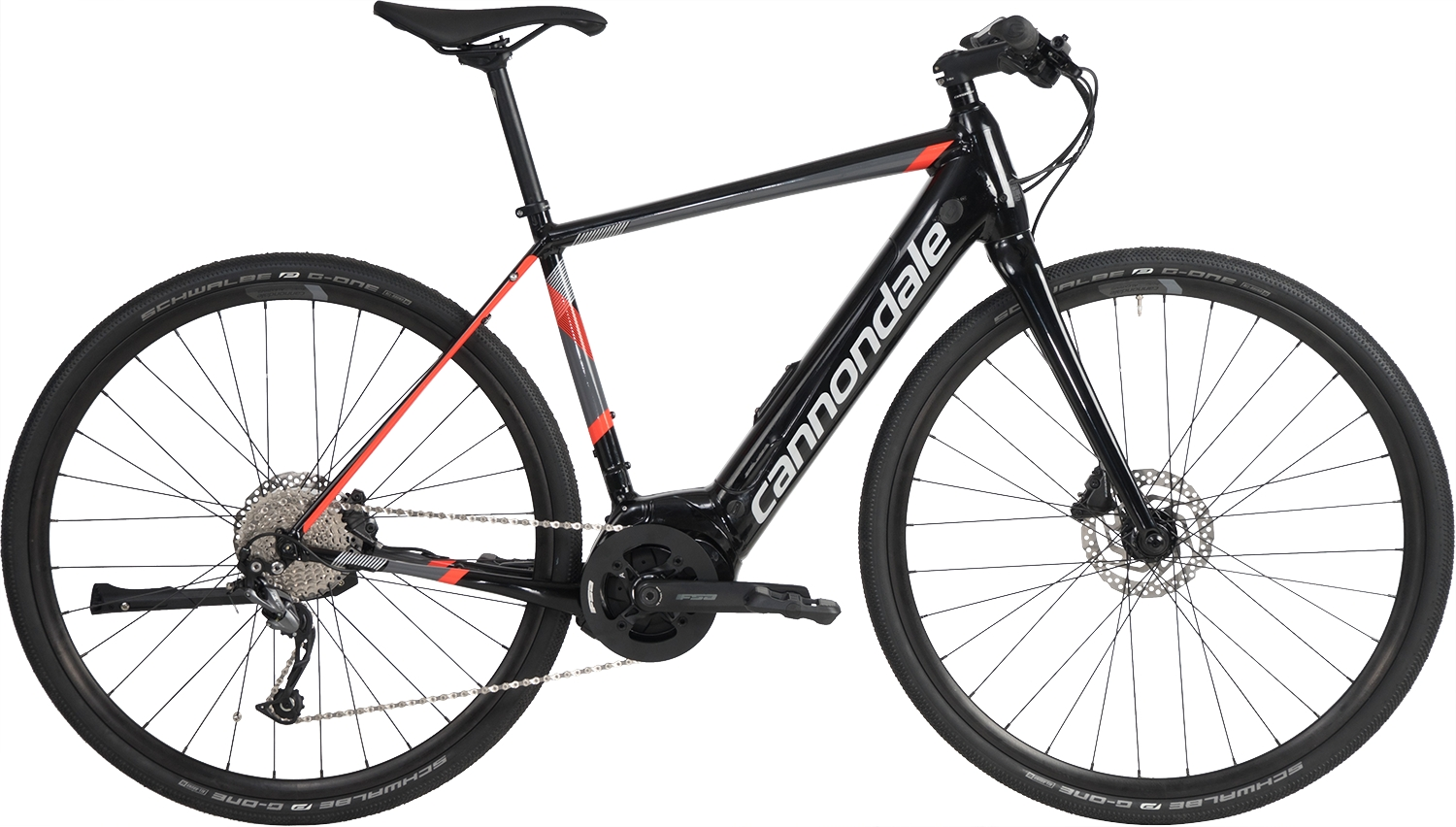 Cannondale Quick Neo Power Tube - (BLK) L