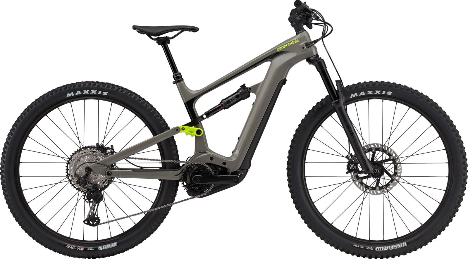 Cannondale Habit NEO 2 - Stealth Grey L