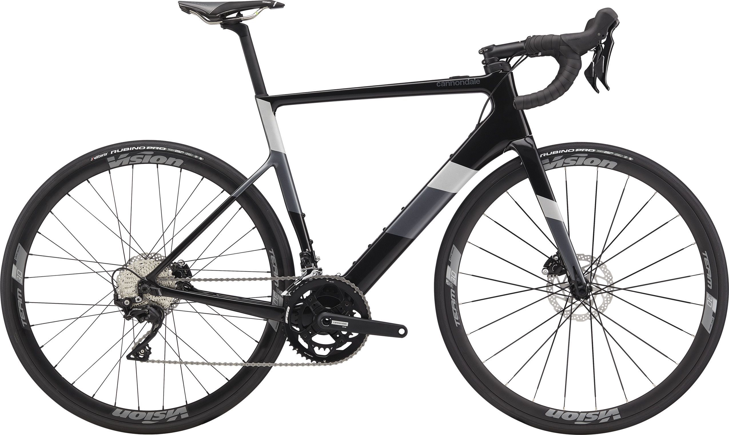 Cannondale Supersix EVO Neo 3 - Black Pearl M