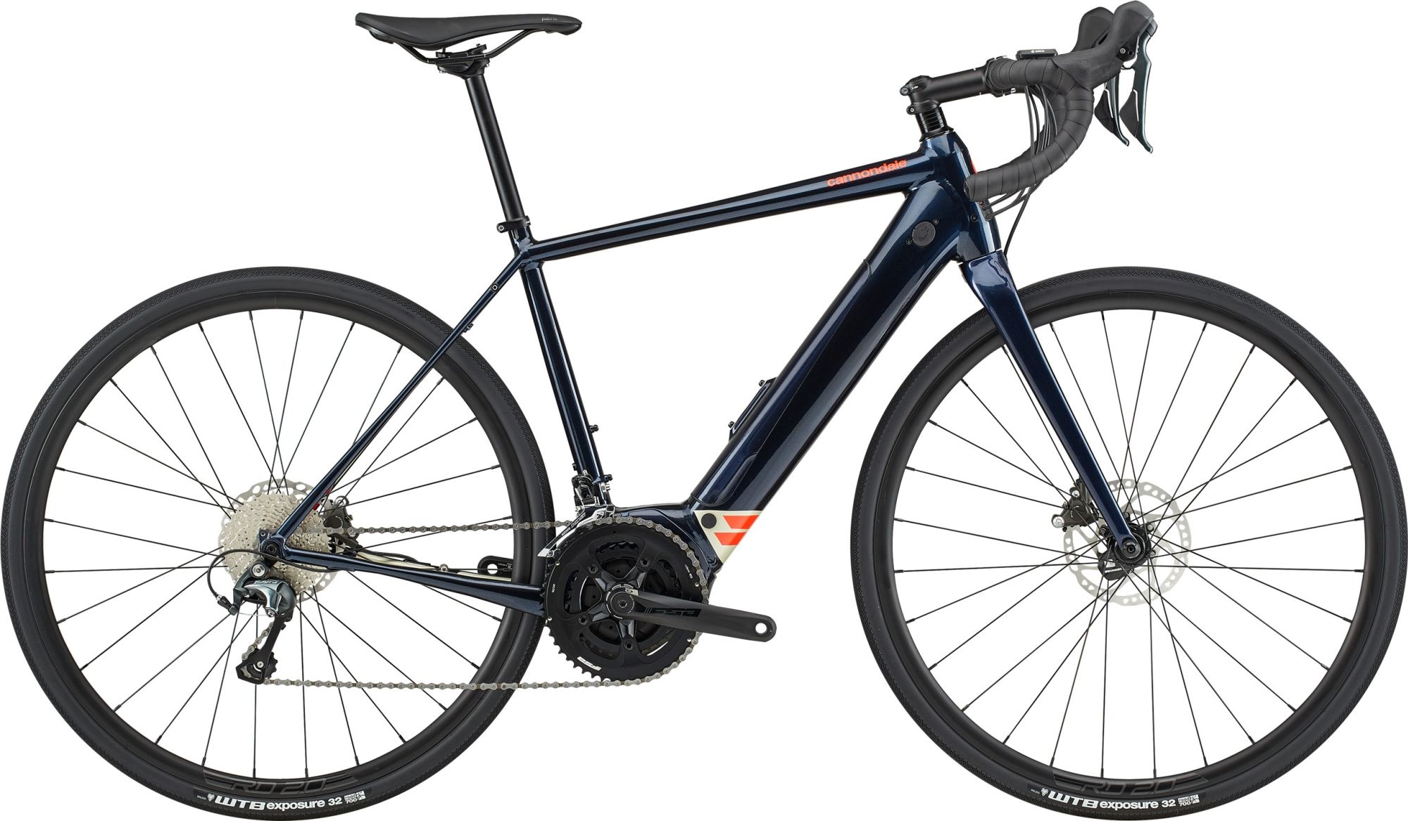 Cannondale Synapse Neo 2 - Midnight M