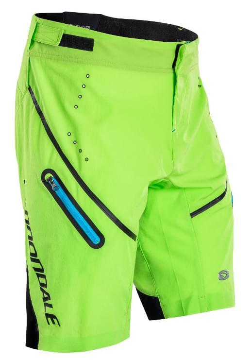 Volné cyklistické kraťasy Sugoi Cannondale RSX Over Short - berz green b76c15fc29