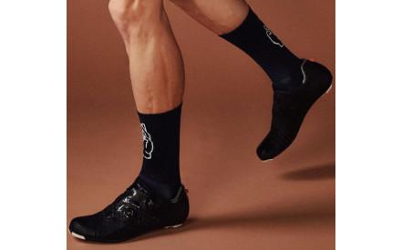 Cyklistické ponožky Fingerscrossed - Fingerscrossed Indigo dca10598df