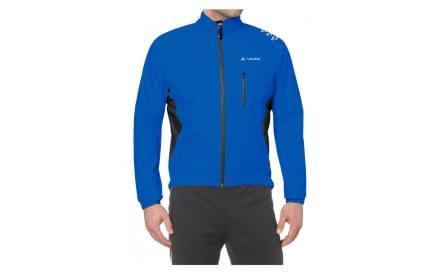 Pánská sportovní bunda do deště Vaude Spray - hydro blue c42c74a15e