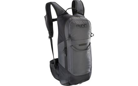 8dba9f5f9e Cyklistický batoh s chráničem páteře Evoc FR Lite Race 10L - carbon grey  black