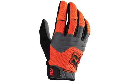 Cyklistické rukavice Fox Sidewinder Polar Glv - Flo Orange eebea07c46